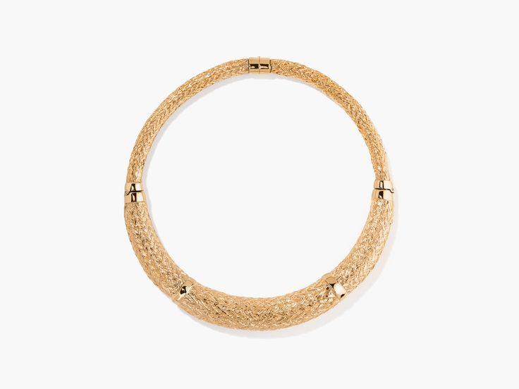 Aurélie Bidermann Lafayette necklace