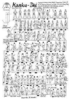 "karatenisentenashi: ""Shotokan Karate Kata - Part 1/3"""