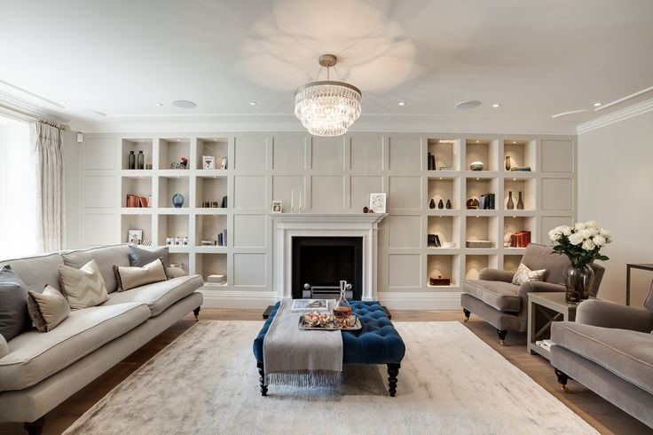 Luxury Chelsea Home | Tessuto Interiors