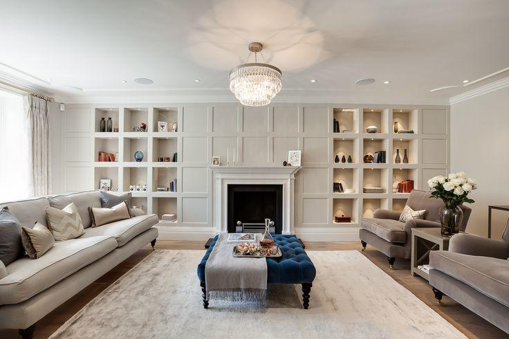 Luxury Chelsea Home | Tessuto Interiors