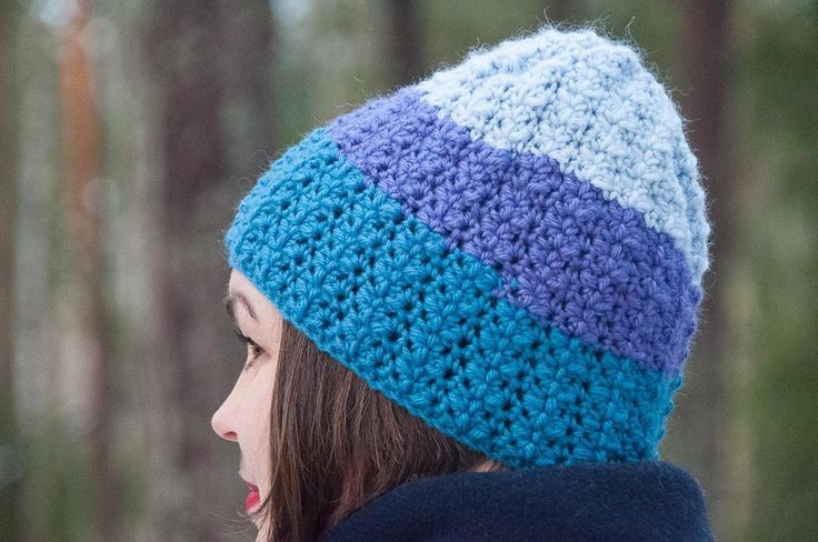 Risum Hat Crochet Pattern★ Crochet pattern for the Risum Hat, a striped thick hat/beanie.★ Easy to modify if you want to change the size.★ Size: 12-18 months, 18-24 months, 2-5 years, Child, Teen, Adult Woman, Adult Man★ Skill level: EASY★ Language: English / US crochet terms.The Risum hat crochet pattern is a pattern for a warm winter hat. This beanie pattern has a huge size range from 12 months to adult size. Put this to use & keep yourself warm throughout fall & winter season. Take…
