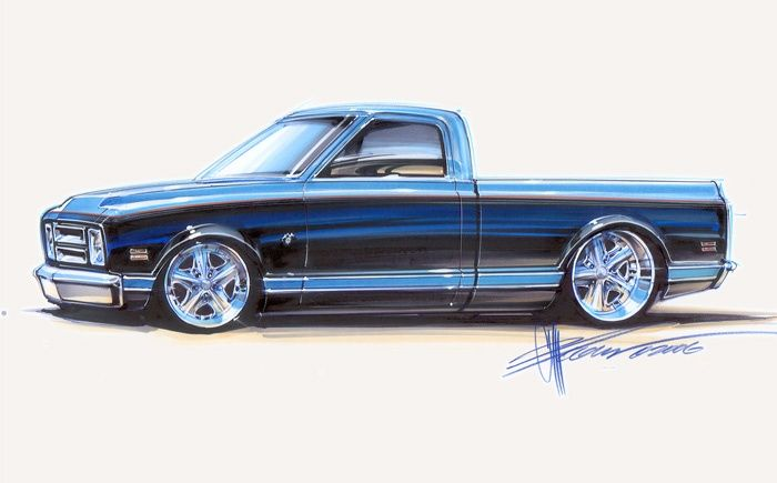 12 best chip foose images on pinterest chips custom. Black Bedroom Furniture Sets. Home Design Ideas