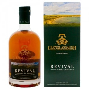 Tasting Glenglassaugh Distillery Scotch single malts from 1976-2008.