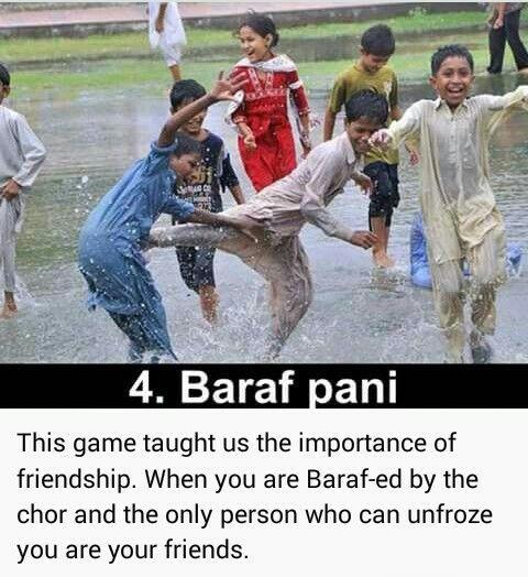 Hahahaha __   Bachpan ki yaad ❤ !!!!  Childhood Games  ❤ _ ❤  (4)  A.H