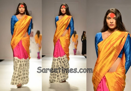Masaba Gupta, Wills India Fashion Week 2011