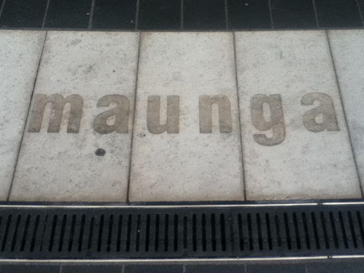 maunga