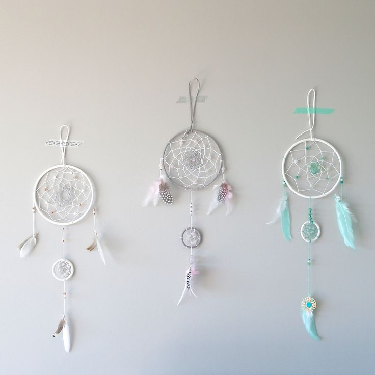 workshop dromenvanger maken - Leonie Haas #dreamcatcher