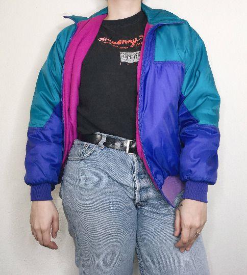 Vintage 90s Columbia Sportswear Color Block Jacket Radial Sleeve VTG Coat 80s #Columbia #Rainwear #vintage #vintagecolumbia #vintagejacket #vtg #vintagecolorblock #colorblock #vintagecolumbiajacket #columbiajacket #vintagecoat #vtgstyle #streetwear #streetfashion #hiphop