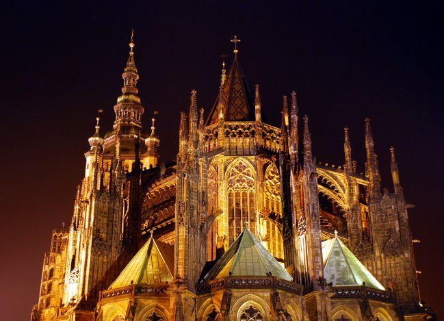 St. Vitus´ Cathedral, Prague