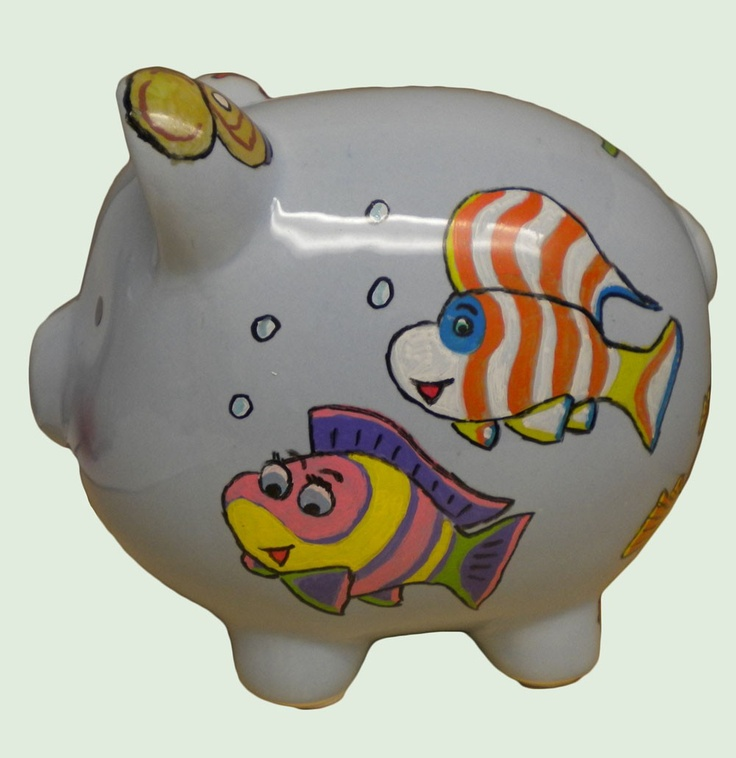 306 Best A Penny Saved Images On Pinterest Piggy Banks