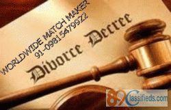 SECOND SHAADI 09815479922 DIVORCEE MATCH MAKER INDIA