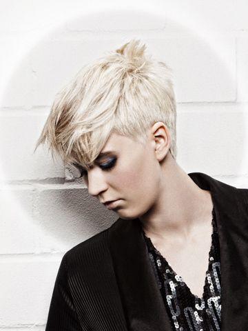 blond kort frisyr - Sök på Google