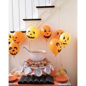 halloween baby shower idea