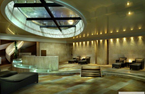 Hotels - Stretch Ceilings and Stretch Walls for Hotels - Roshal Barrisol