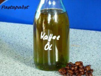 Das perfekte Kaffee-Öl-Rezept mit Bild und einfacher Schritt-für-Schritt-Anleitung: Für das Kaffeeöl das Ollivenöl mit denKaffeebohnen in einen Topf…