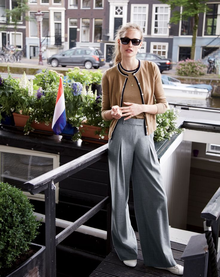 The J.Crew women's Jackie sweater turns 12. You haven't aged a