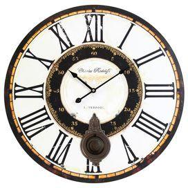 Horloge Murale Tsveta
