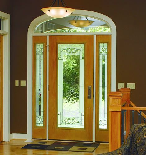 Entry Doors With Glass Panels