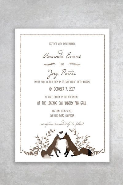 17 best Alchemie Press DIY Printable Wedding Invitations images on