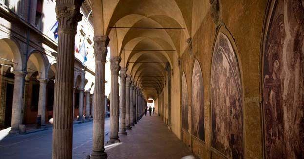 Ecco come sono nati i portici a Bologna