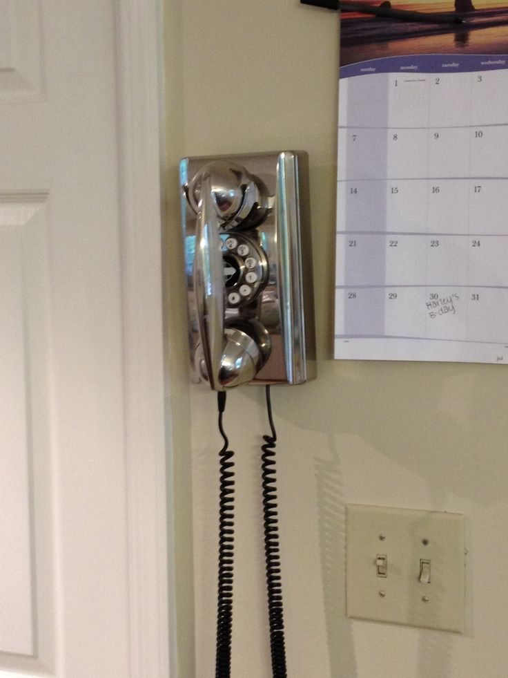 Old Fashioned Kitchen Wall Phone :) | My Blue Bird House (Old) | Pinterest  | Kitchens, Walls And House