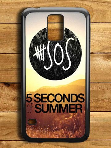 5 Second Of Summer Sunset Samsung Galaxy S5 Case