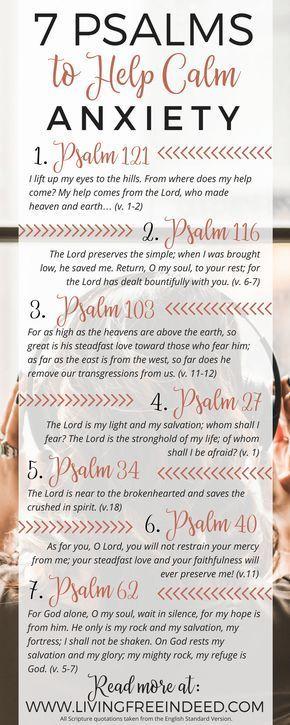 anxiety, prayer, faith