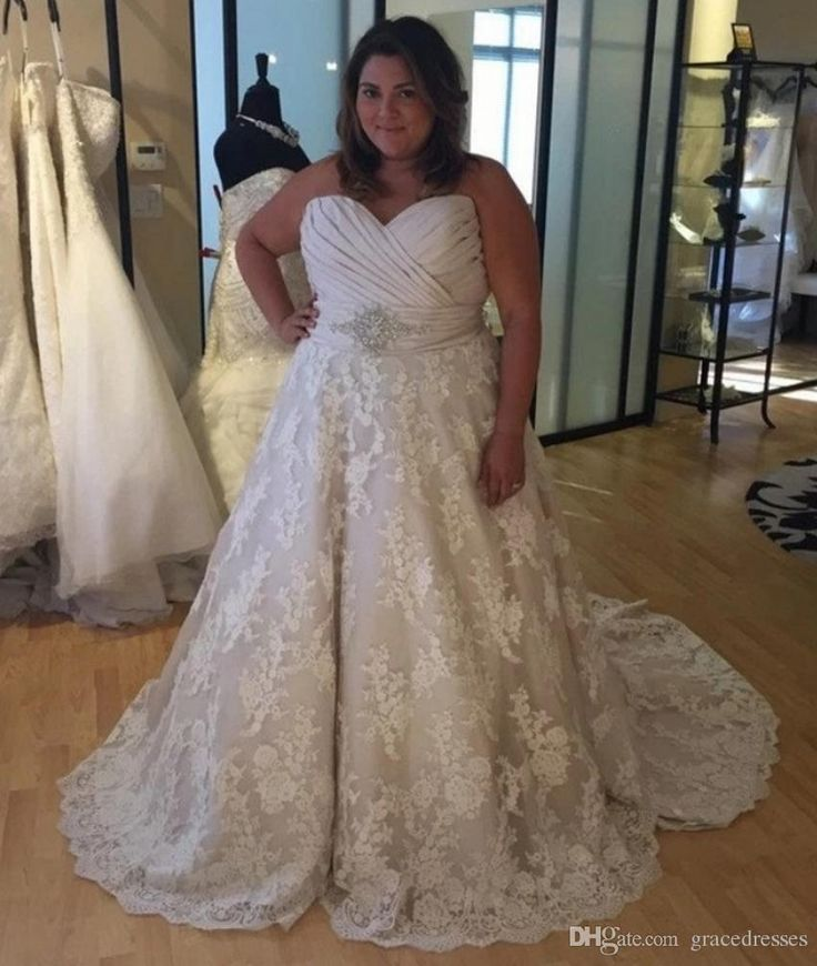 100+ Plus Size Wedding Dresses Canada - Wedding Dresses for Plus Size Check more at http://www.dust-war.com/plus-size-wedding-dresses-canada/