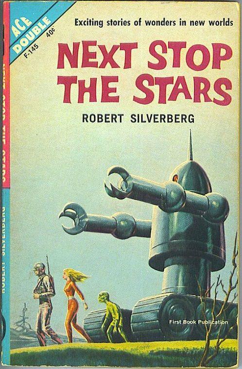 Pin by Breadwig Ballinger on Vintage Sci Fi Covers