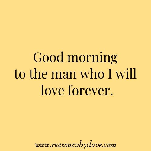Good Morning Message For Husband | Quotes | Good morning quotes