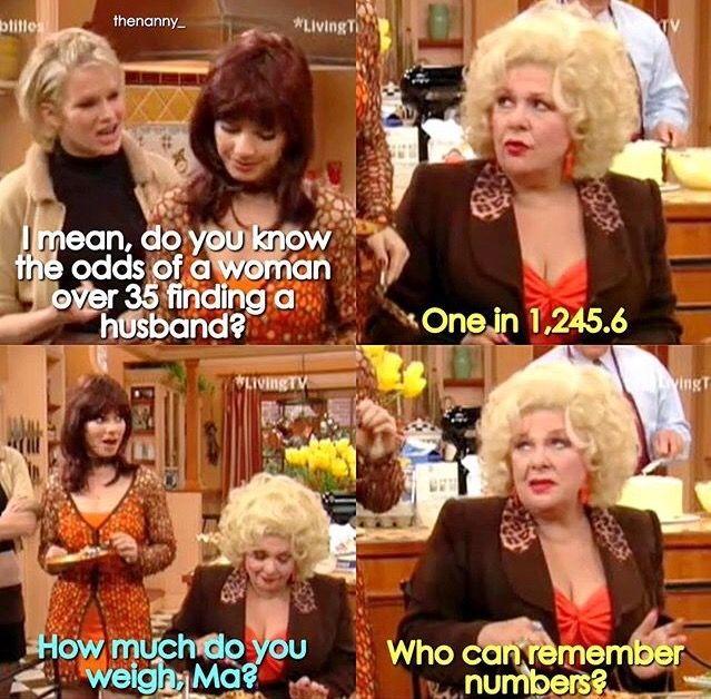 nanny and bananas dating quotes