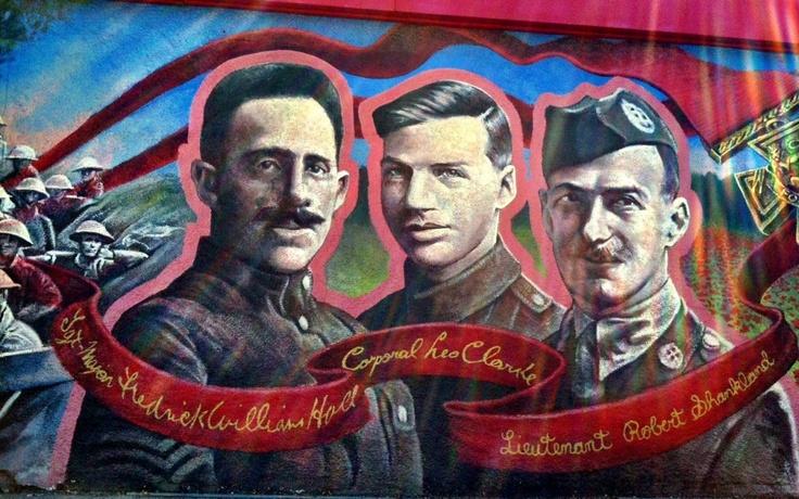 mural in Winnipeg MB