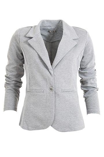 Gr� Blazer jakke fra OFELIA