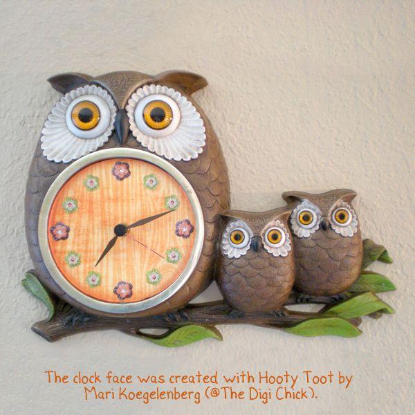 best 25+ owl clock ideas only on pinterest | cute clock, owl