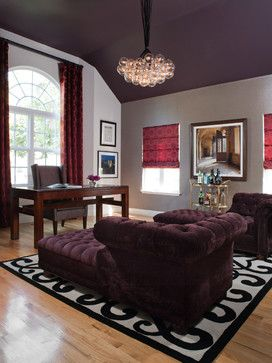 Purple Bedroom Inspiration Design, Pictures, Remodel, Decor and Ideas - page 12