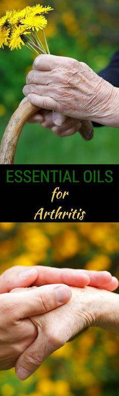 Essential Oils for Arthritis - If you or someone you love suffers from Arthritis, you will want to read this post on Essential Oils for Arthritis so that you can end arthritis pain naturally.