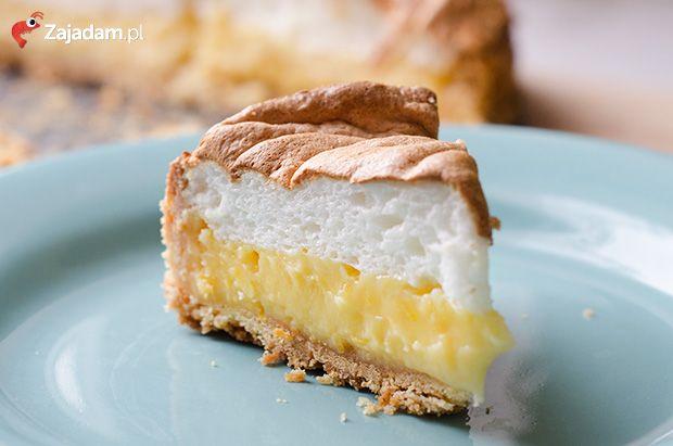 Zajadam.pl: ciasto cytrynowe Gordon Ramsay