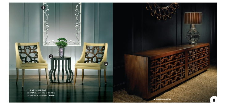 Sophistication with Box Living's Snap Collection