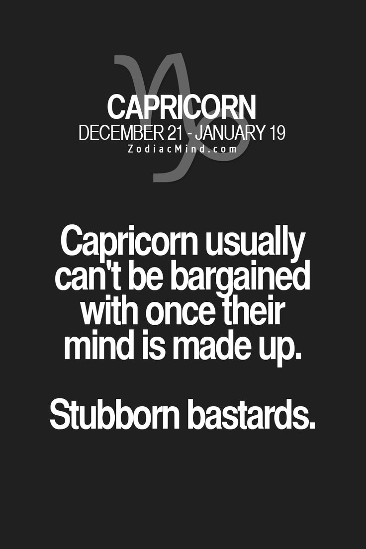 I got it from my daddy... #stubborn #capricorn