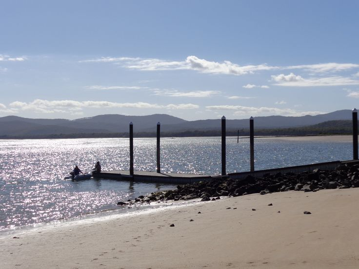 Early Evening at the Port Sorell Boat Ramp