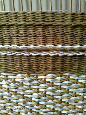 Плетение - Два короба