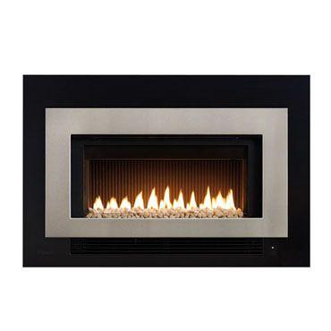 752 Range, Gas Log Fireplace   Rinnai Australia