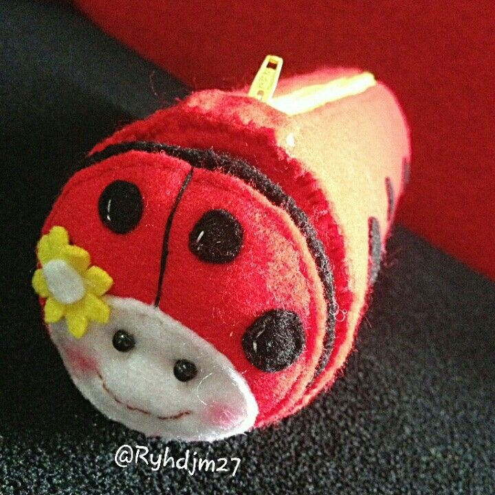 Ladybug pencilcase