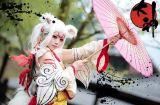 Okami : Amaterasu en cosplay   Le Journal du Gamer