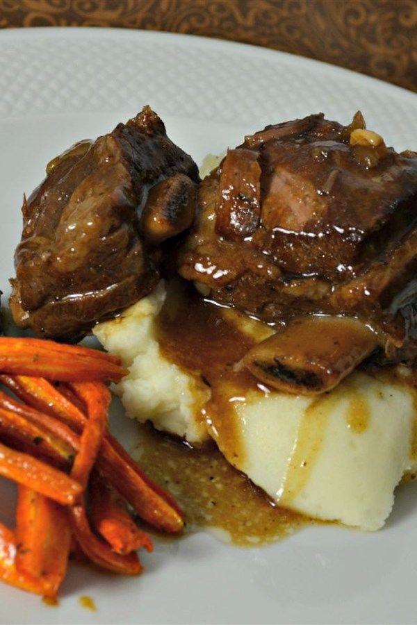 Sherry Braised Beef Short Ribs Recipe Braised Beef Short Ribs Recipe Braised Beef Beef Short Ribs