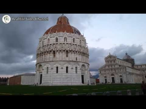 Pisa Piazza dei Miracoli - Square of Miracles
