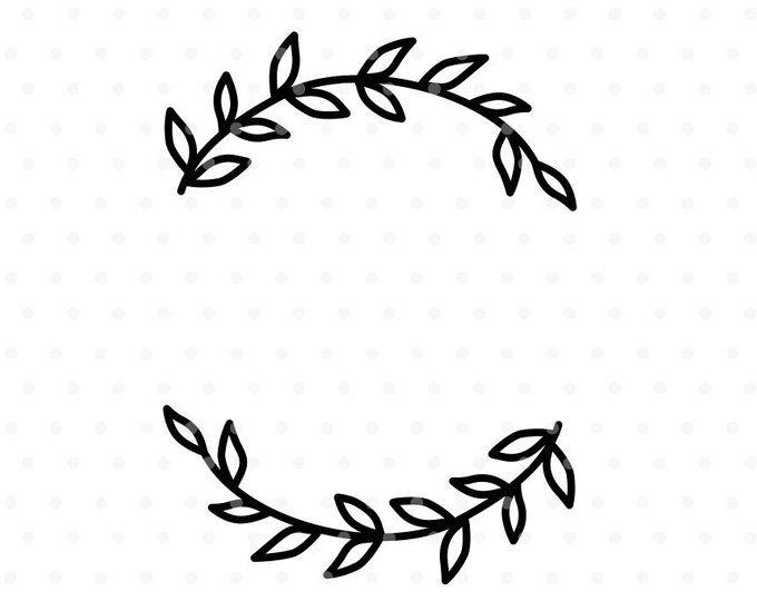 Wedding Wreath GREEK svg Wreaths Instant Download Wedding Gift Floral Wreaths LAUREL WREATHS Greek svg dxf eps jpg png svg