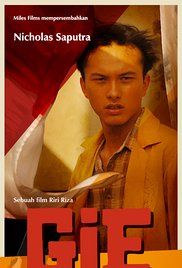 Film Gie Full Movie. Soe Hok Gie is an activist who lived in the sixties. Set in the darkest era of Indonesian modern history, GIE is an interpretation of what happened based on his journal.
