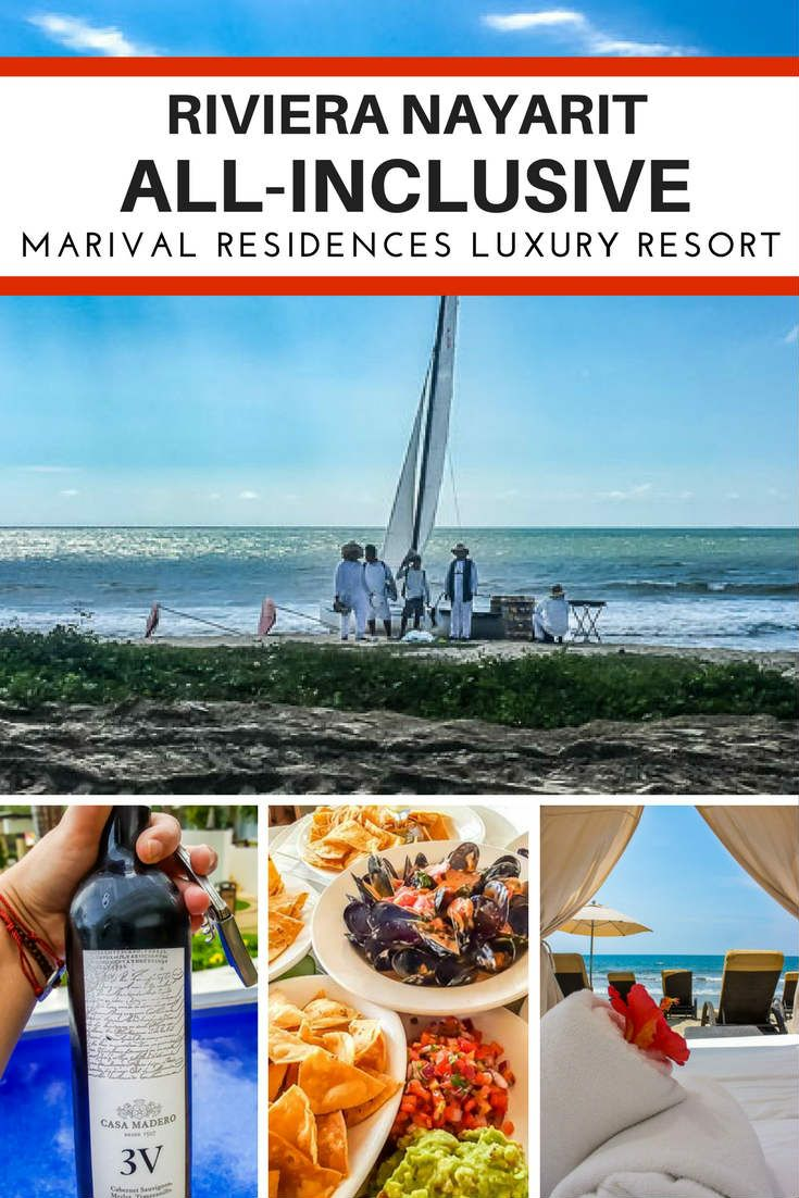 Riviera Nayarit All Inclusive hotel in Mexico. When you need a break, sometimes an all inclusive hotel is the perfect choice.