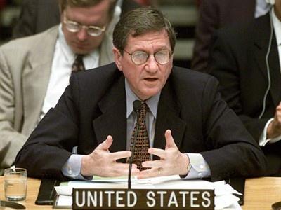 diplomat Richard Holbrooke